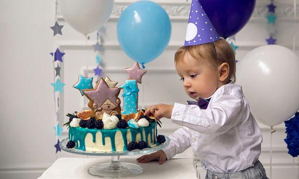 Γιορτάζετε τα πρώτα γενέθλια του γιου σας; Ορίστε 20 ιδέες για πρωτότυπες τούρτες (pics)