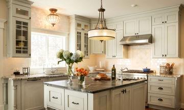 Αλλάξτε τα φώτα της κουζίνας σας - 20 ιδέες για να γίνει πιο φωτεινή