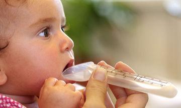 Πώς να δώσετε αντιβίωση σε μωρό έως ενός έτους