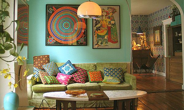Εικοσιπέντε ιδέες για να δώσετε ένα ανέμελο boho στιλ στο σπίτι σας