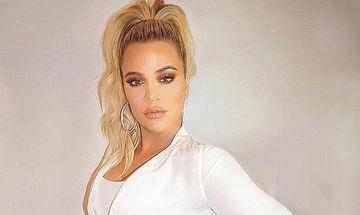 Η Khloe Kardashian ακολουθεί τη συμβουλή της Kim για το στυλ της στην εγκυμοσύνη