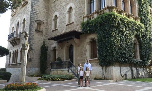 Το παλάτι της Βασίλισσας Letizia της Ισπανίας είναι καλύτερο απ' ό,τι φαντάζεσαι (pics)
