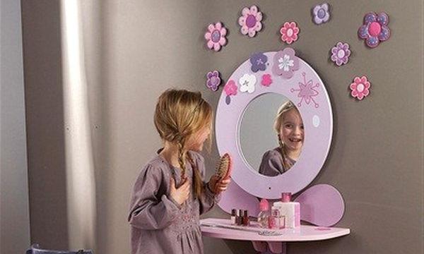 Deco: Τριάντα όμορφοι καθρέφτες για παιδικό δωμάτιο