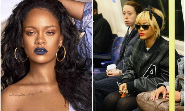 Δέκα διάσημοι που μετακινούνται με Μετρό (pics)