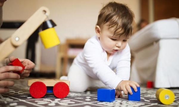 Tο αγαπημένο παιχνίδι των μωρών είναι αυτό