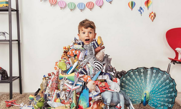 Πώς θα απασχολήσεις δημιουργικά τα παιδάκια σου;