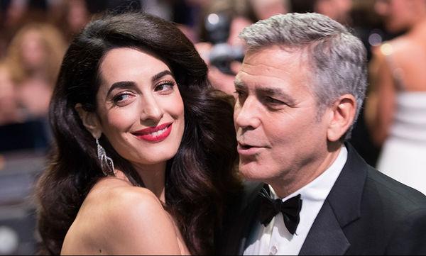 George-Amal Clooney: Είδαμε για πρώτη φορά το εσωτερικό του σπιτιού τους και πάθαμε πλάκα (pics)