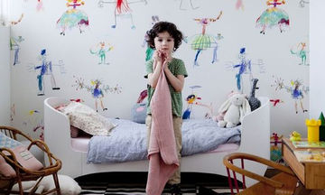 Παιδικό δωμάτιο: Είκοσι ιδέες για να το κάνετε πραγματικά ξεχωριστό (pics)
