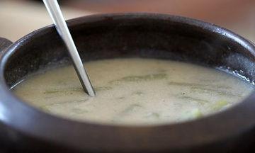 Συνταγή για νηστίσιμη Αγιορείτικη ταχινόσουπα