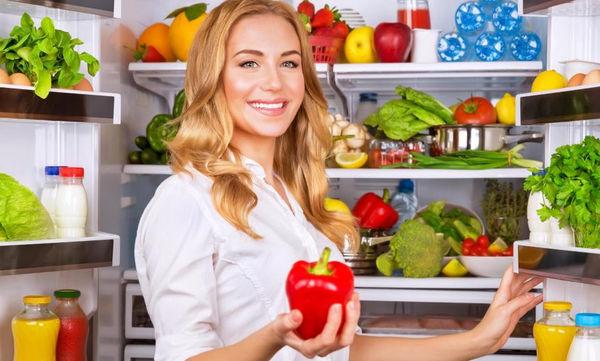 Σε ποιες θερμοκρασίες πρέπει να τοποθετούμε τα φαγητά μέσα σε δοχεία;