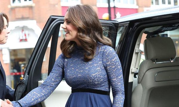 Η εγκυμονούσα Kate Middleton έκανε δύο υπέρκομψες εμφανίσεις σε λίγες ώρες