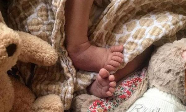 Παρουσιάστρια έγινε για πρώτη φορά μαμά και αυτή είναι η φωτογραφία του μωρού