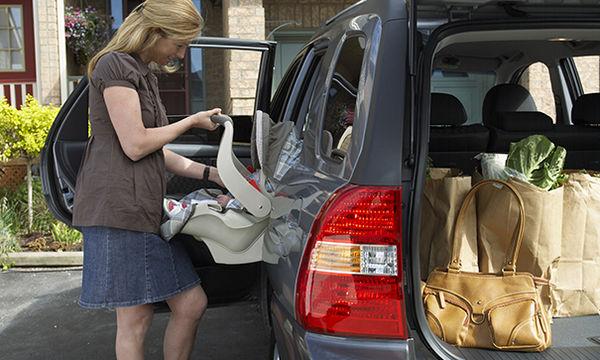 Ασφαλές μωρό, ασφαλής βόλτα με το αυτοκίνητο