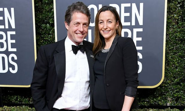 Hugh Grant: Έγινε μπαμπάς για πέμπτη φορά και το νέο έκανε γνωστό η Elizabeth Hurley!