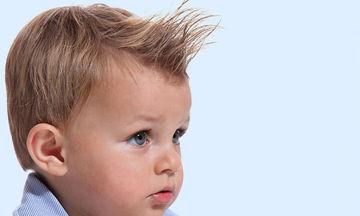 Έχετε γιο; Ιδού 10 απίθανα και μοντέρνα κουρέματα για αγόρια (pics)