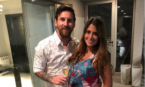 Lion Messi: Γεννήθηκε το τρίτο του παιδί - Οι πρώτες φωτογραφίες από το μαιευτήριο (pics)