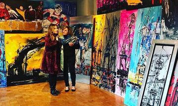 «Women Bridging Worlds»: Μίνα Παπαθεοδώρου - B΄Beth Weldon στο απόλυτο καλλιτεχνικό σταυροδρόμι