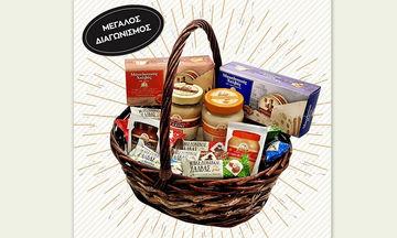 Κερδίστε προϊόντα από το Μακεδονικό Ταχίνι και τον Μακεδονικό Χαλβά!
