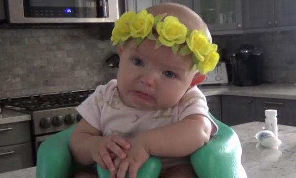 Αυτό το μωρό συγκινείται με το τραγούδι της Kesha -  Δείτε το τρυφερό βίντεο