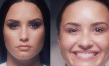 Demi Lovato: Η διάσημη τραγουδίστρια στηρίζει τη φυσική ομορφιά της γυναίκας με αυτό το βίντεο