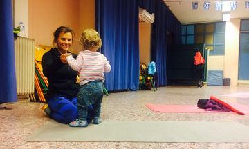 Δράσεις δημιουργίας για βρέφη και νήπια στα Ανοιχτά Σχολεία του δήμου Αθηναίων