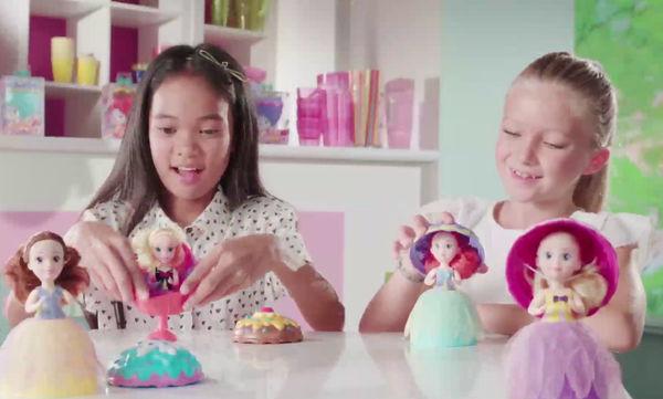 Ιδέες για πασχαλινή λαμπάδα: Λαμπάδα Gelato Surprise Princess Doll για κορίτσια