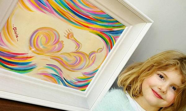 Μαμά μετατρέπει τους υπερήχους σε εκπληκτικά έργα τέχνης (pics)