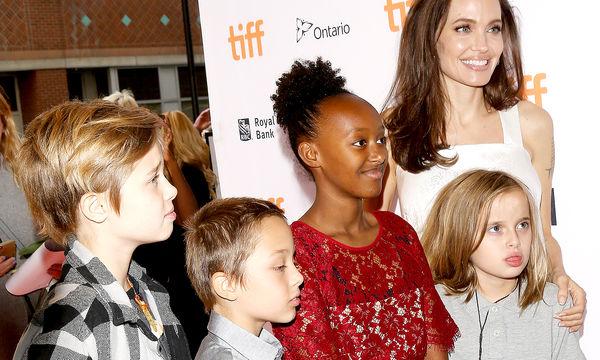 Κι όμως, η Angelina Jolie πήγε τα παιδιά της να δουν το νέο «Tomb Raider»