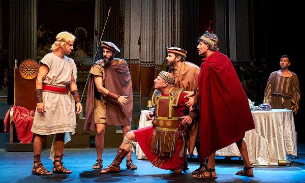 «Μέγας Αλέξανδρος» : Τελευταίες παραστάσεις έως Κυριακή 1η Απριλίου