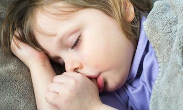 Πιπίλισμα του αντίχειρα – Πότε πρέπει να ανησυχήσουμε;
