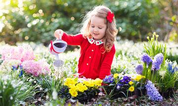 Παιδιά και αλλεργίες: Γνωριμία με τις «Ανοιξιάτικες» Αλλεργίες