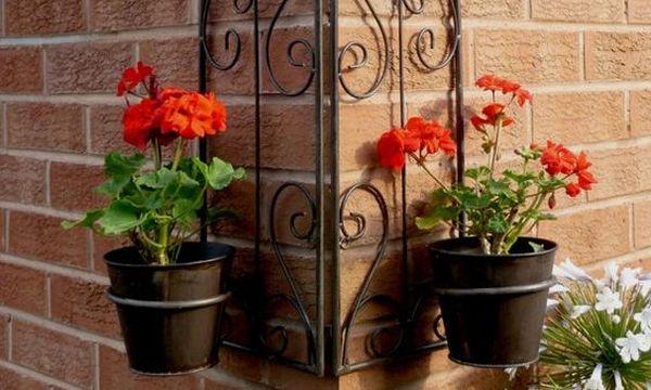 Έξυπνες και πρωτότυπες ιδέες για να διακοσμήσετε τους εξωτερικούς τοίχους του σπιτιού σας ( pics)