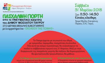 Ίδρυμα Μιχάλης Κακογιάννης : Πασχαλινή γιορτή με το «Σχολείο της Τέχνης»