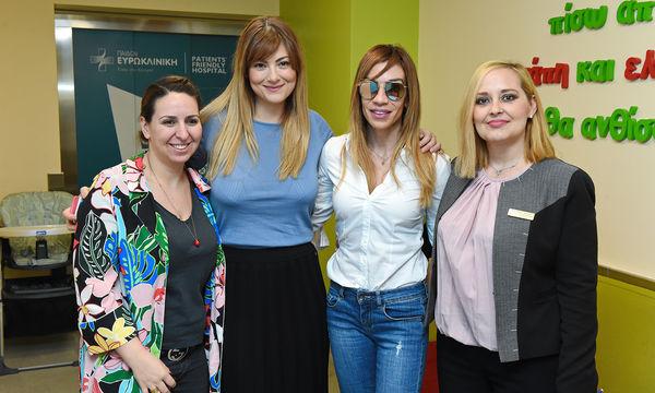 Η Ευρωκλινική Παίδων γιορτάζει την πρώτη επέτειο στο νέο της κτίριο με μαμάδες των social media