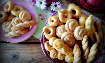 «Τα Πασχαλινά κουλούρια της μαμάς μου»: Συνταγή για τα πιο νόστιμα πασχαλινά κουλουράκια