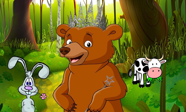 Παιδική παράσταση: «Η Αρκούδα που ήθελε να πάει στα καλλιστεία»  στο θέατρο Ελπίδας