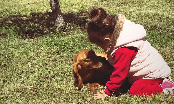Despoina's little stories: «Μαμά μπαμπά πήλε πιπίγια!»