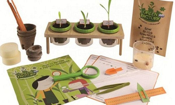 Αν τα παιδιά σας ασχολούνται με την κηπουρική αυτό το παιχνίδι θα το λατρέψουν