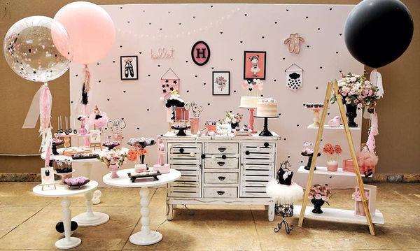 Παιδικό πάρτι με θέμα το μπαλέτο: Ιδέες για τούρτες και διακόσμηση