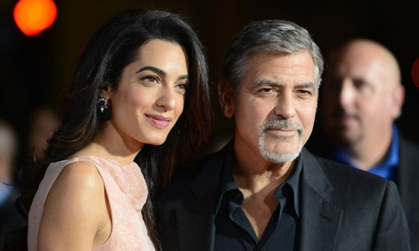 Amal Clooney: Μιλά πρώτη φορά για τα δίδυμα και αποκαλύπτει σε ποιον μοιάζουν (pics)