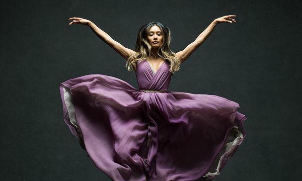 Δεν θα θέλεις να πάρεις τα μάτια σου! Εκπληκτικές φωτογραφίες με χορευτές (pics)