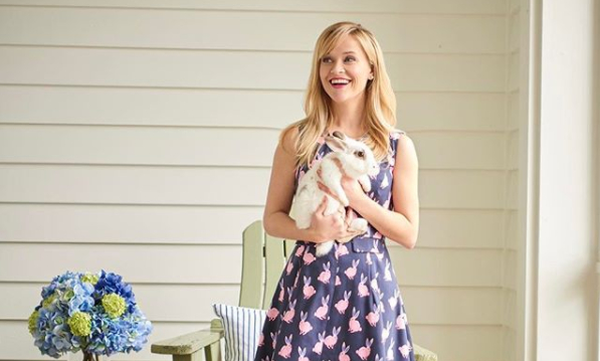 Reese Witherspoon: Τα τρία της παιδιά στην πιο γλυκιά φωτογραφία (pics)