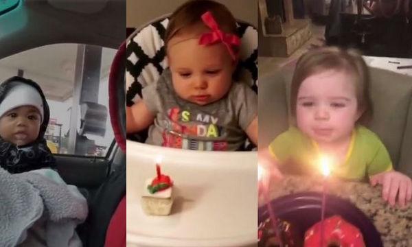Το βίντεο που επιβεβαιώνει ότι τα μωρά έχουν πλάκα