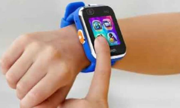 Έξυπνο ρολόι για κορίτσια με αισθητήρα κίνησης, βηματόμετρο και πολλά άλλα