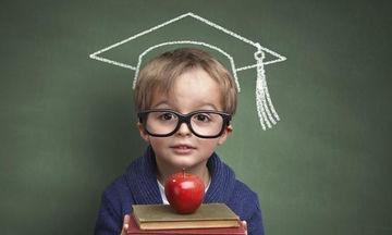 Εφτά tips για να μεγαλώσετε ένα έξυπνο παιδί
