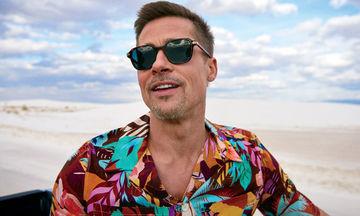 Ο Brad Pitt ζει τον απόλυτο έρωτα και όλο αυτό μοιάζει με ψέμα