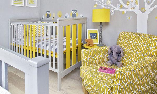 Είκοσι ιδέες για μοντέρνα παιδικά δωμάτια (pics)
