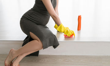 Δουλειές στο σπίτι που μία έγκυος πρέπει να αποφεύγει