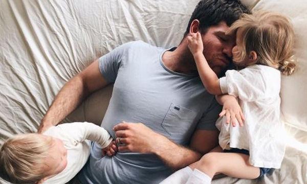Δέκα πράγματα που οι μπαμπάδες ξέρουν να κάνουν καλύτερα από τις μαμάδες