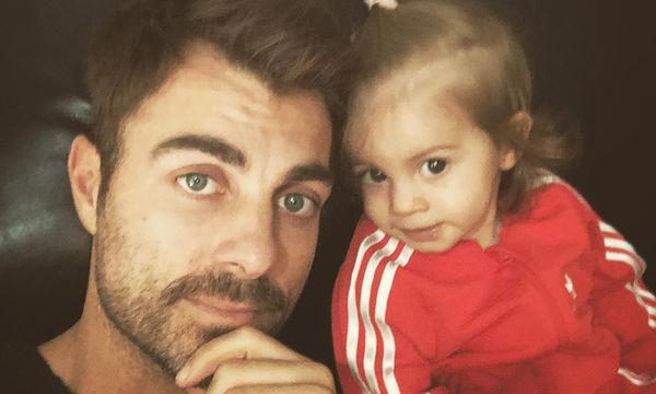 Στέλιος Χανταμπάκης: Το μήνυμα που έστειλε στα αγόρια που θα γνωρίσουν στο μέλλον την κόρη του (vid)